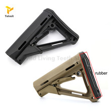 CRT Style Stock M4 Rifle Jinming Gel Blaste Toy Airsoft Refile AR Series BUTT Hunting Accessory AEG