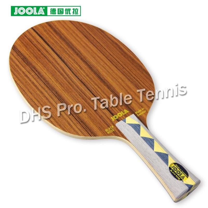 Joola BLACK ROSE 7 лезвие для настольного тенниса (из слойного дерева) ракетка для пинг понга бита Tenis De Mesa