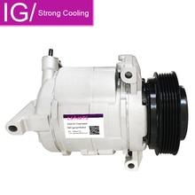 New AC Compressor For Car Chevrolet Cruze 96966630 13271258 13250601 13310692 13376447 119250587 108190574 11608019