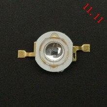 940nm инфракрасный светодиодный ИК светодиодный Диод 1 Вт 940nm ИК-Массив инфракрасная лампа для камеры безопасности insivible 40mil чип высокой мощности