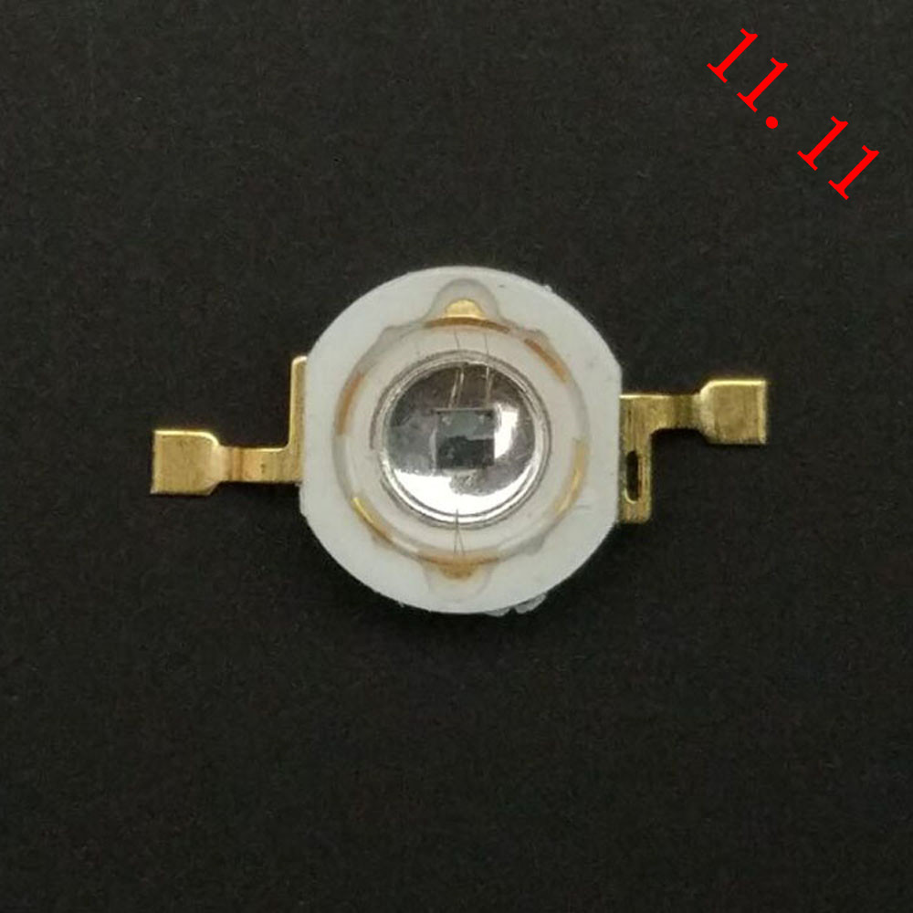 940nm infrared LED IR Emitting diode 1W array lamp for security camera insivible 40mil chip high power
