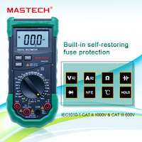 디지털 멀티 미터 3 1/2 lcr 미터 ac/dc 전압 전류 저항 커패시턴스 온도 인덕턴스 테스터 mastech ms8269|digital multimeter|lcr metertester mastech -