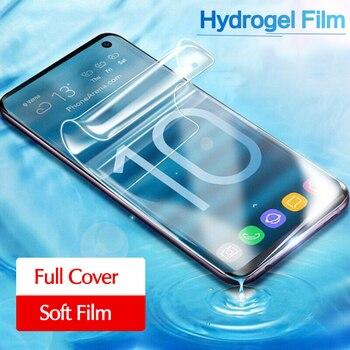 Перейти на Алиэкспресс и купить 2 шт. мягкая термополиуретановая нано-Гидрогелевая пленка для Nokia 5,3 1,3 2,3 7,2 6,2 4,2 3,2 2,2 полная защитная пленка не стекло