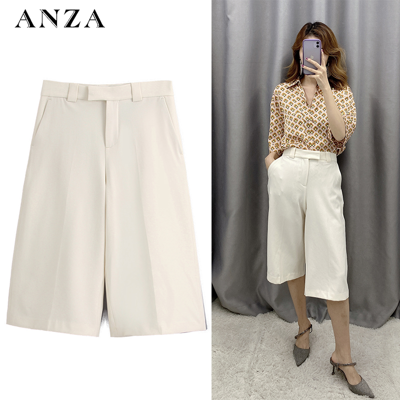 ZA 1:1 Women Casual Pants