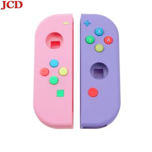 Image 2 - JCD carcasa para joy Con, juego de fundas para consola Switch NS NX, carcasa de mando de repuesto para Nintendo