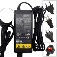 For Genuine Fujitsu LifeBook Charger AC Adapter Power Supply CA01007 0670 16V 3.36A 6.5mm*1pin Used