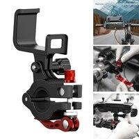 Abrazadera de bicicleta con Control remoto para DJI Mavic Pro Mini 2, abrazadera remota para bicicleta, transmisor de manillar de motocicleta, Clips para bicicleta