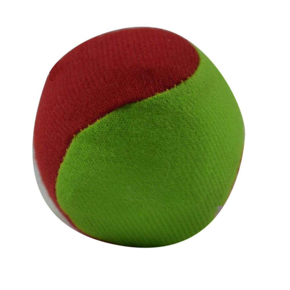 Children'S Throwing Sticky Ball Target Dodgeball Throwing Balls Training Game Toy Indoor Outdoor Kids Teaching Aids Gift