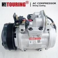 W124 W126 W201 10PA15C AC Compressor Para Mercedes Benz 190 0002301111 0002302411 0002340611 0031317001 0031319501 0002301211