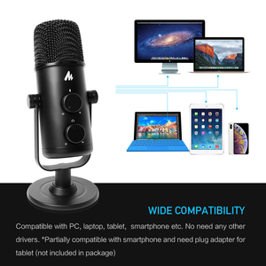 Image 2 - MAONO USB Microphone Professional Condender Microphone Omnidirectional Studio Microphone Computer Mic For Youtube Podcast Gaming