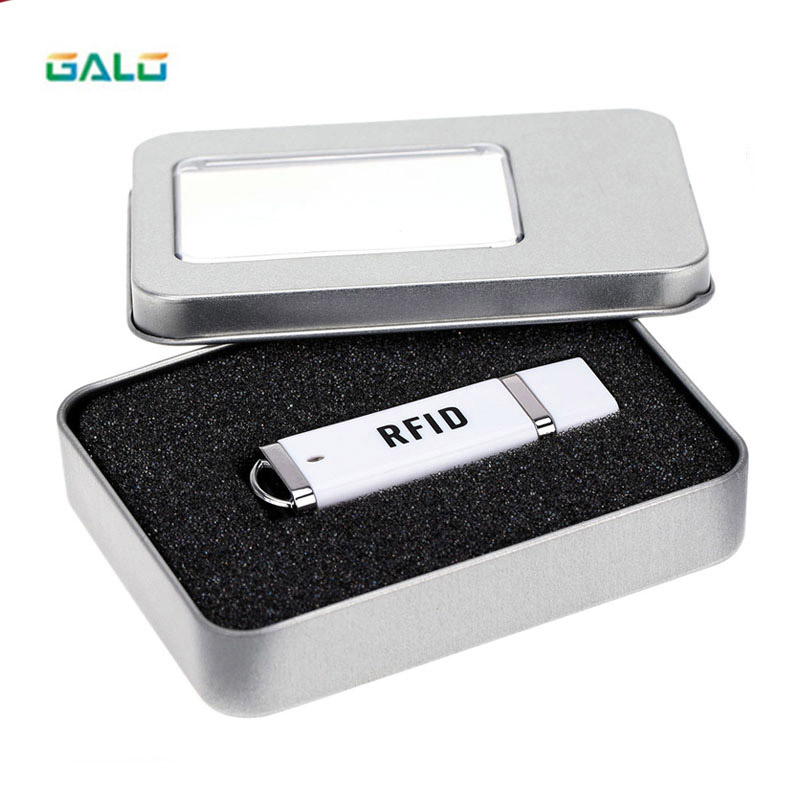Newest MIni USB RFID ID Contactless Proximity Smart Card Reader 125KHZ EM4001 Support Windows/ Android/I-paid