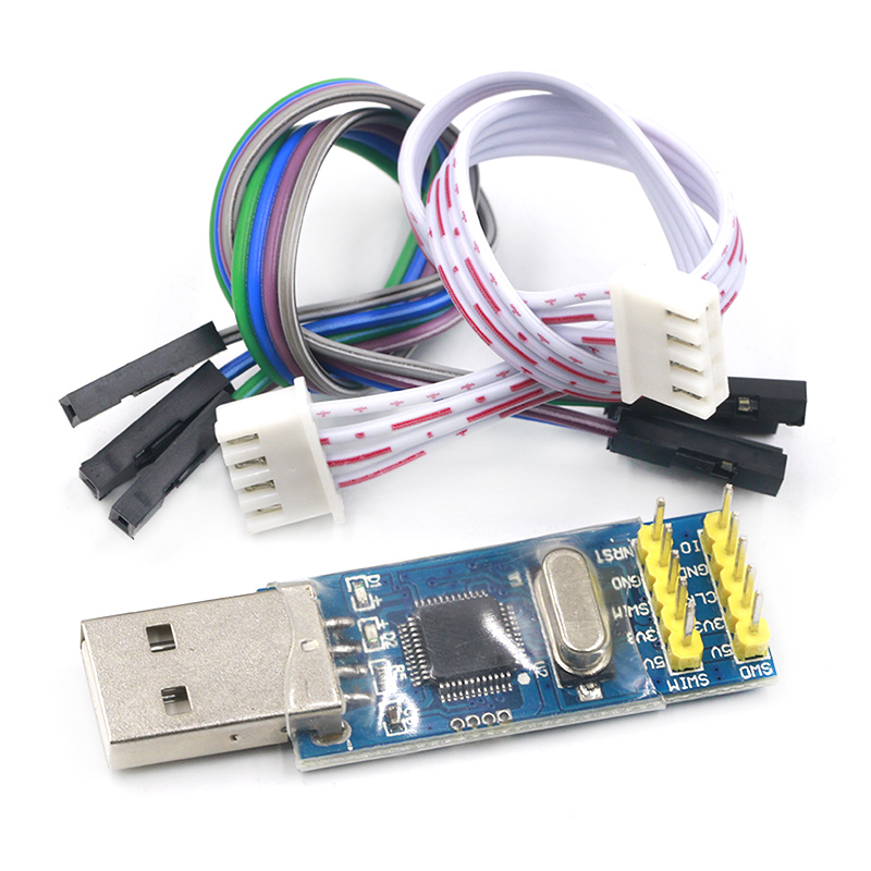 1PCs Mini ST-LINK/V2 ST LINK STLINK STM8 STM32 Emulator Download Super Protection