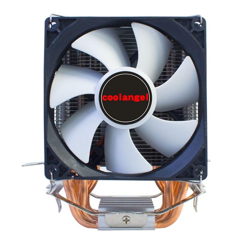 rgb cpu ventilador de refrigeração lga 1155