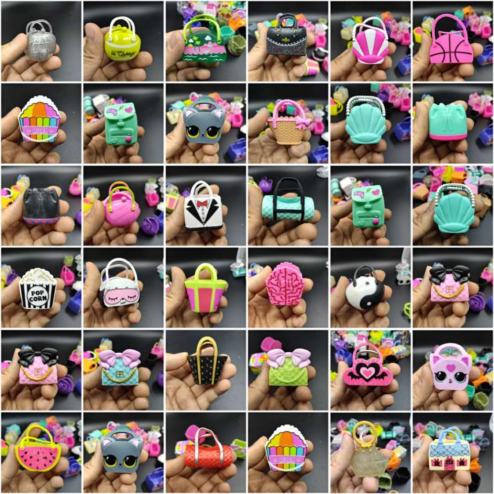 Original Lol Small Accessorries Clothes Mini Cute Bag On Sale Original Collection Drop Shipping  For Dolls