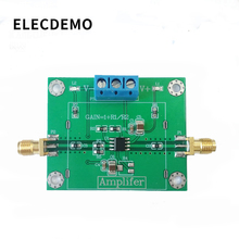 Módulo OPA657, alta velocidad, bajo ruido, banda ancha Op Amp FET, amplificador no invertible, módulo de carrera de amortiguador de corriente de alta velocidad