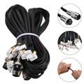 Mayitr 1 шт., 1 м, запчасти для обновления, кабель-удлинитель, детали для 3d принтера, кабель-удлинитель, комплект для Creality, серия CR/CR-10S