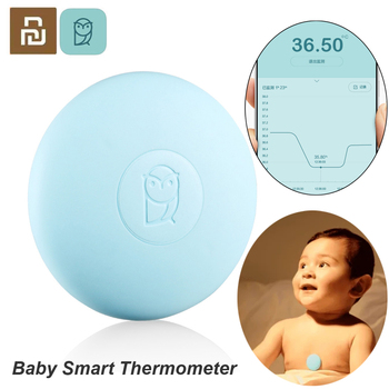Youpin Miaomiaoce Digital Baby Smart Thermometer Clinical Thermometer Accrate Measurement Constant Monitor High-Temprature Alarm image