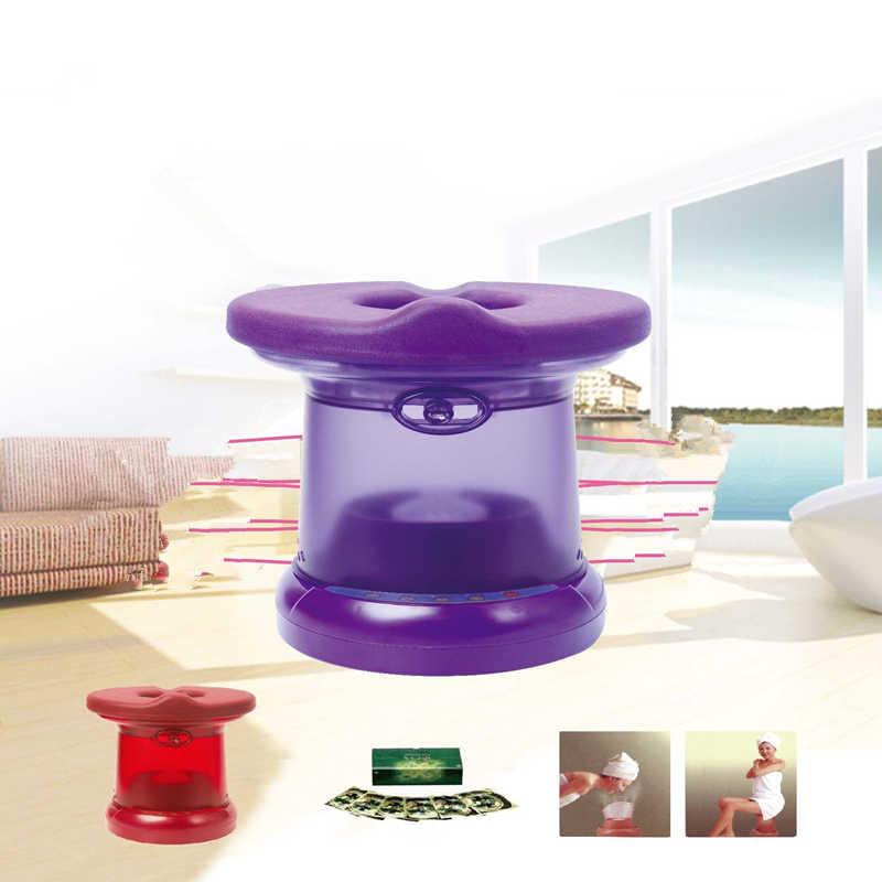 جهاز تبخير بخار صغير بمهبل Yoni جهاز تبخير مهبلي للتخلص من السموم جهاز طبي نسائي للعناية بالصحة