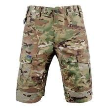 Мужские тактические шорты камуфляжные армейские брюки в стиле