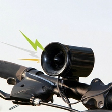 New Design Electronic Cycling Bell for Bike Loud Alarm Bicycle Siren Ultra-loud Horn