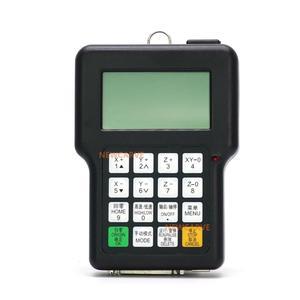 Image 3 - Controlador DSP RZNC 0501, sistema de 3 ejes 0501 para enrutador Cnc DSP0501 HKNC 0501HDDC, mango remoto, versión en inglés, Manual NEWCARVE