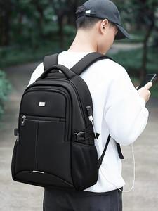 Image 3 - Balangのための15.6インチ充電usbポートコンピュータバックパック男性防水男ビジネス環境dayback女性旅行バッグ