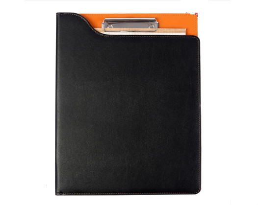 A4 Document Bag File Folder Clip Board Business Office Financial School Supplies Faux Leather Made Super Promotion On Now