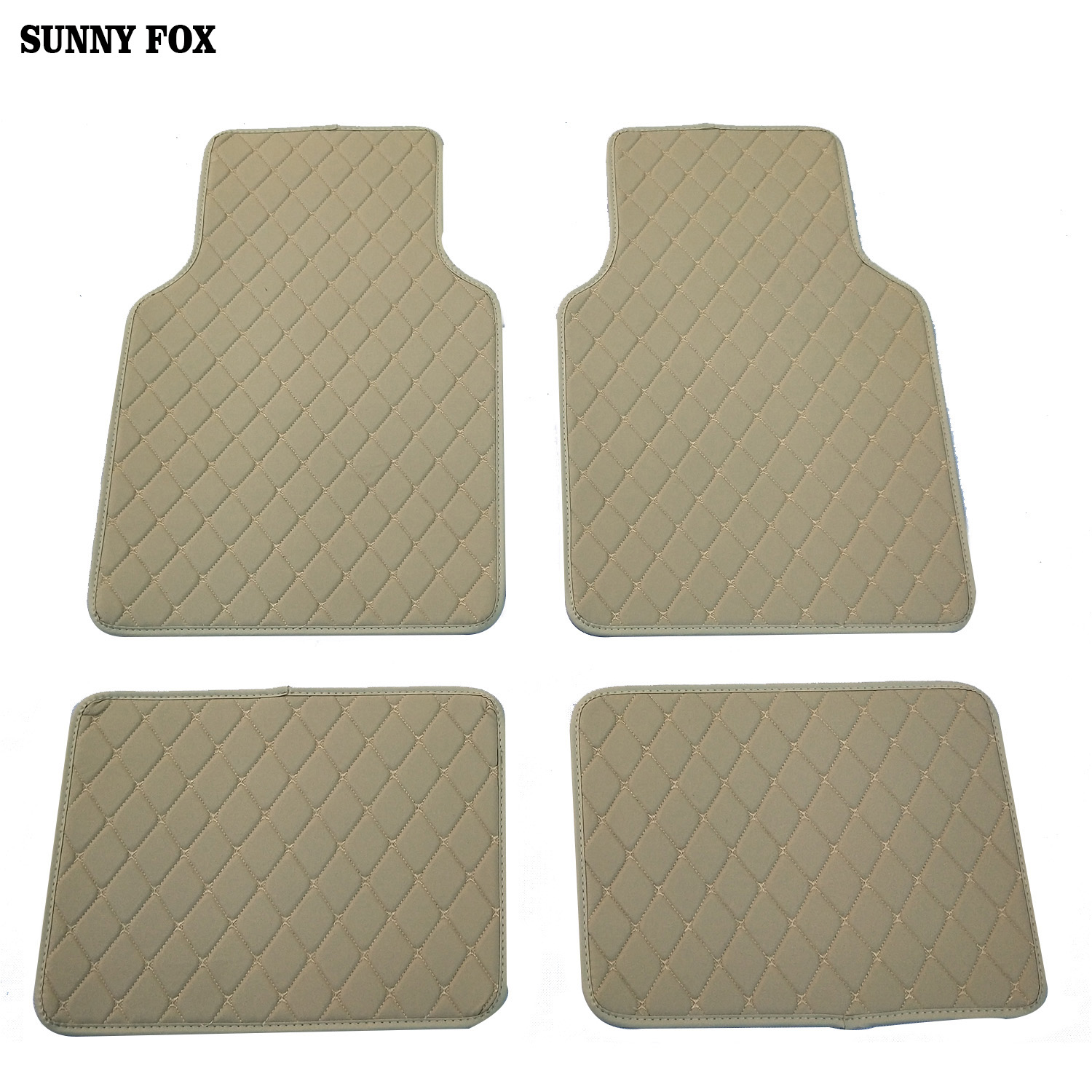 Universal Car floor mats for Lexus CT200h ES250/350/300h RX270/350/450H GX460h/<font><b>400</b></font> LX570 LS <font><b>NX</b></font> 5D car-styling carpet liners image