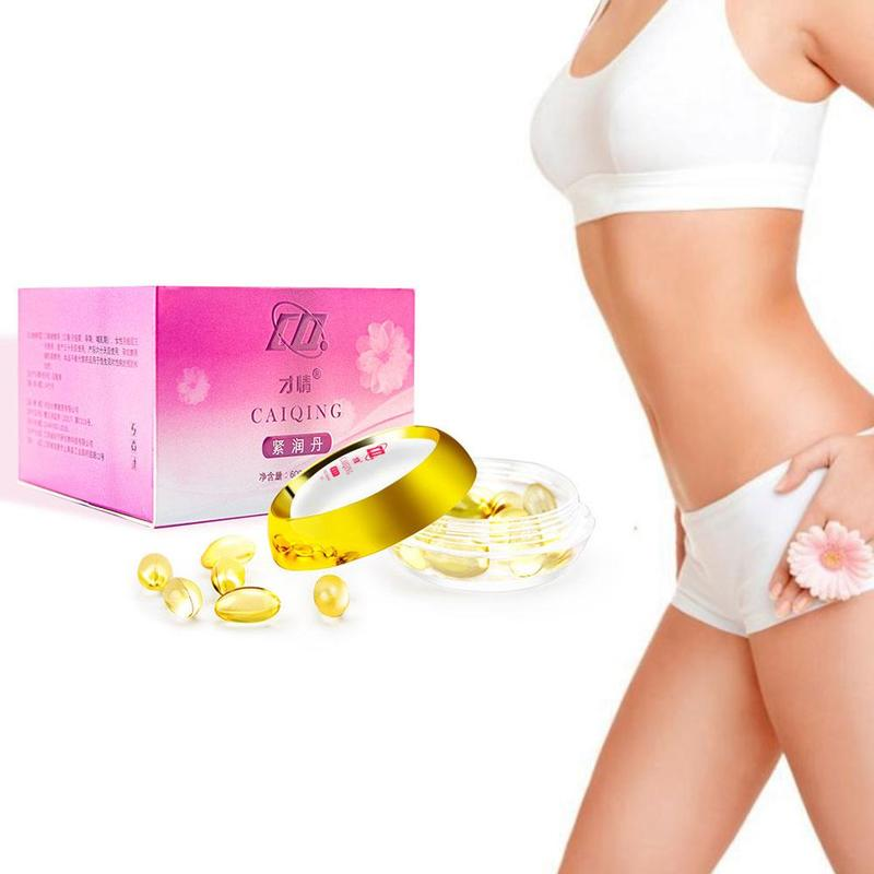 10 Capsules Vaginal Tightening Products For Females Repair Vagina Hygiene Yam Capsules Vagina Narrow Shrink Tighten Reducti W8D3