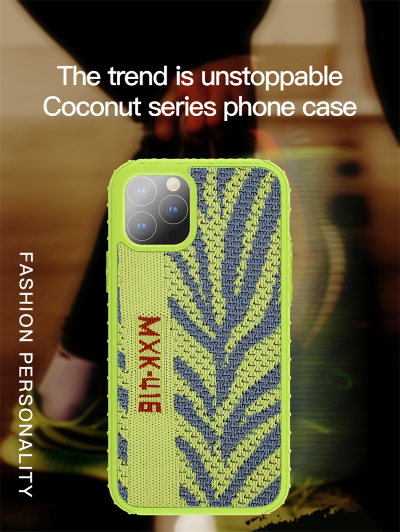 Ốp lưng chống sốc cho iPhone 11 Pro - 11 Pro Max hiệu Totu Yeezy Sneaker