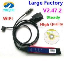 Qualidade a VCI-3 para vci3 v2.47.1 vci3 scanner 2.47.1 wifi sem fio diagnóstico-ferramenta atualização vci2 2.47