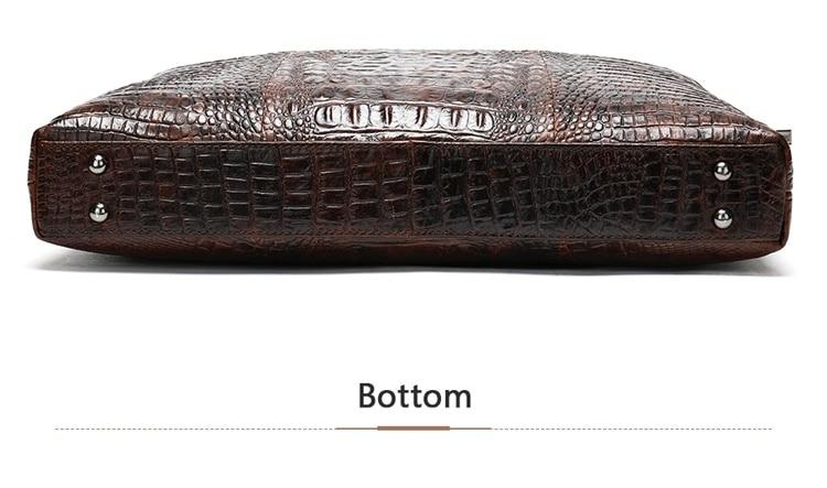 H5689656a6cc04226b7be79d4738c6f49c MVA Male briefcase/Bag men's genuine leather bag for men leather laptop bags office bags for men Crocodile Pattern handbag 5555