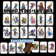 Game NFC Card for Spla toon 2 Kirby Star Allies Super Odyssey Zelda Breath of The Wild botw Mario Kart 8 Deluxe(China)