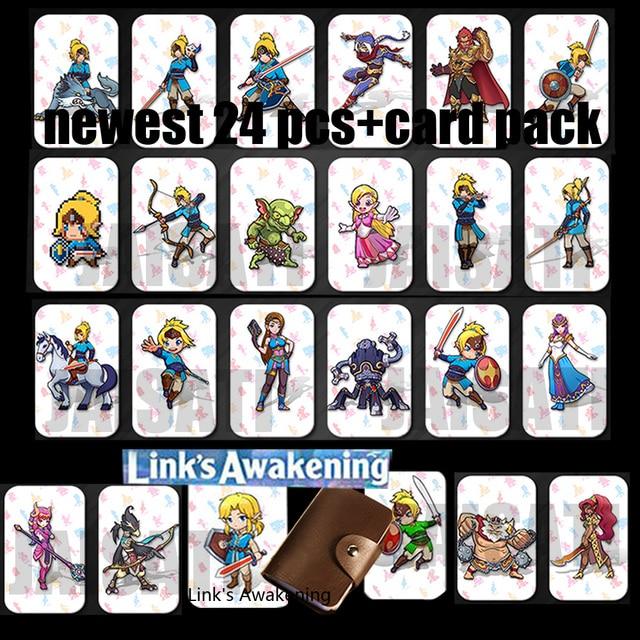 Game NFC Card for Spla toon 2 Kirby Star Allies Super Odyssey Zelda  Breath of The Wild botw Mario Kart 8 Deluxe