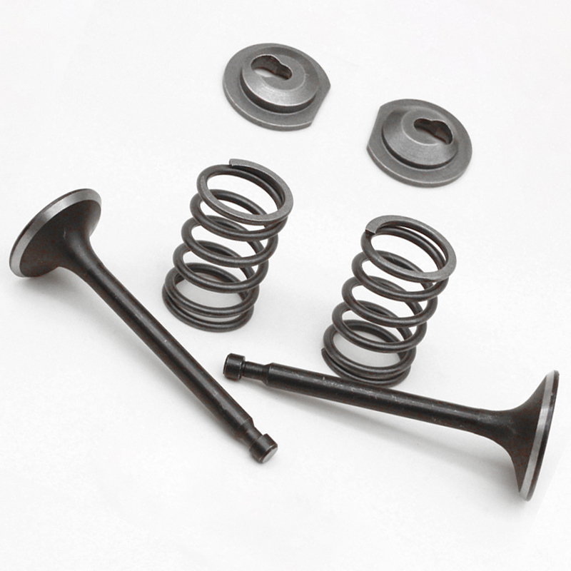 Spring Retainer Kit For Honda GX160 GX200 168F Gasoline Exhaust Valve Collet