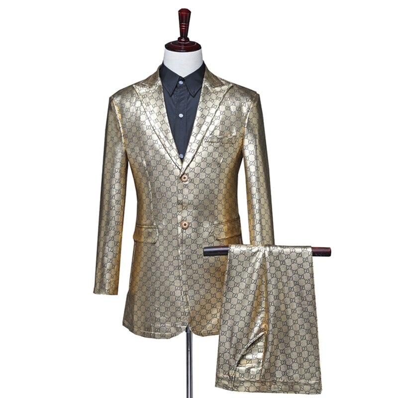 Mens Leather Blazers Long Leather Blazer Men Leather Jacket Robe Longue Costume Men Casual Blazer Evening Party Wear DT1812