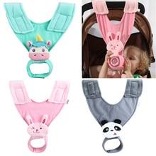 baby feeding milk bracket strap Creative Cute Baby Animal Pattern Bottle Holder Polyester Cotton Adjustable for supplies