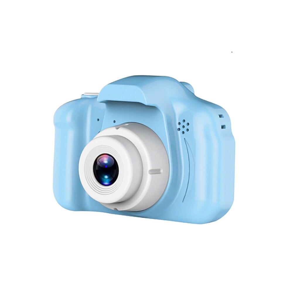 H568a6b7037c04db1bd7671082b2a7a318 Kebidu Mini Digital Camera 2 Inch Cartoon Cute Camera Toys Children Birthday Gift 1080P Toddler Toys camera