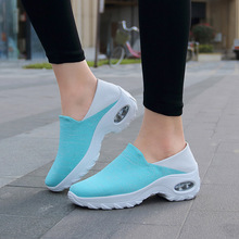 Woman Vulcanized shoes Sneakers Flats Cool Platform Colorful