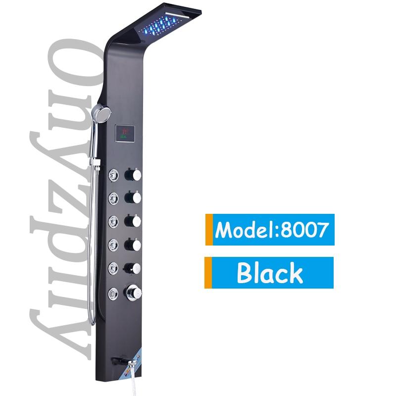Black 8007