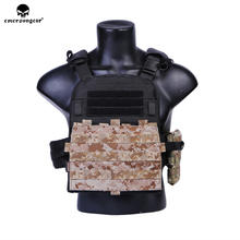 emersongear Emerson CP Style Detachable Front MOLLE Panel Tactical Modular Platebag for AVS & JPC2.0 Vest w Hook Loop