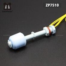 220V Liquid-Sensor Float-Switch Water-Level Normal ZP7510 5pcs M10--75mm Propy Poly Mini-Type