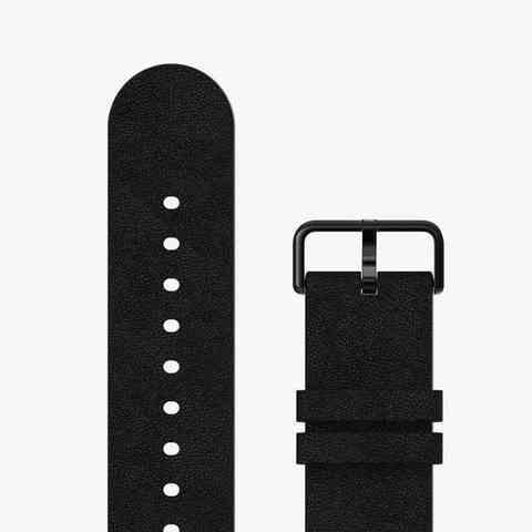 Pulseira de Relógio de Couro Original para Xiaomi Genuíno Huami Amazfit Nexo Relógio Inteligente 2
