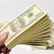 Handkerchief Money-Napkin Tissue-Paper Dollar-Pattern Portable Funny Party 10-Sheets/Pack