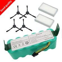 7 pièces NI MH 14.4V haute qualité batterie 3500mAh pour panda X500 batterie pour Ecovacs Mirror CR120 aspirateur pour Dibea X500 X580