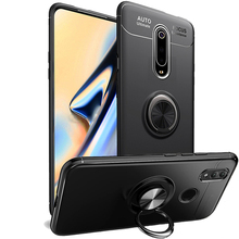 Ring Holder Magnetic Stand Phone Case For Xiaomi Mi 9T 9 SE  Silicone Shockproof Pro A3
