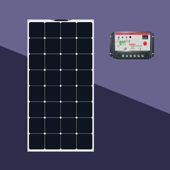 BOGUANG 10W 60W 100W solar panel 18v system kit PV module  cell charge for light 12v battery