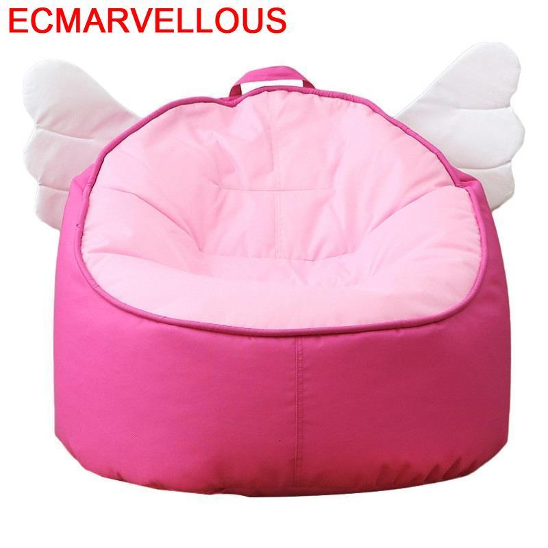 Relax For Kids Dormitorio Infantiles Princess Chair Divano Bambini Canape Children Baby Chambre Enfant Infantil Children's Sofa