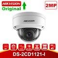 В наличии Hikvision 2MP PoE IP камера DS-2CD1121-I и DS-2CD1123G0-I 1080P купольная камера видеонаблюдения