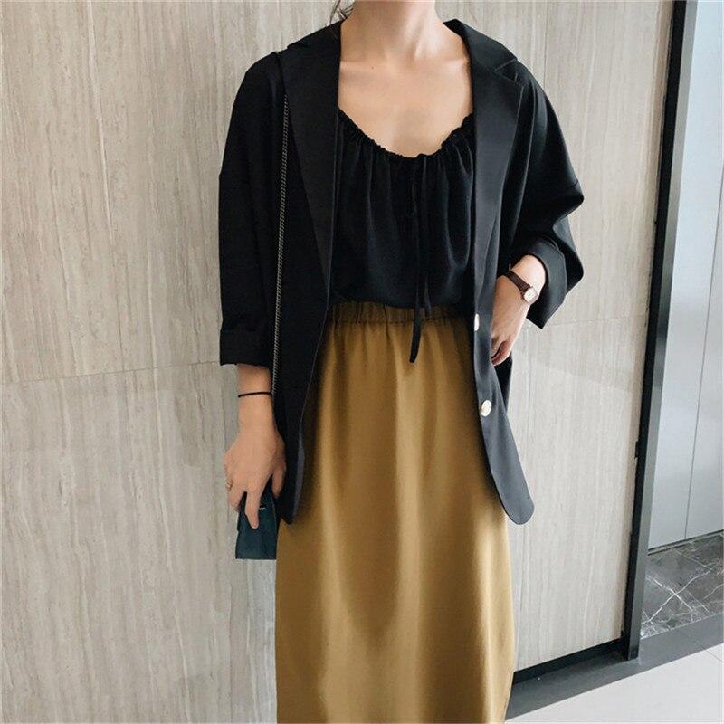 Women Office Jacket Slim Suit clothes 2019 Autumn Women`s Working Suit vadim blazer women`s tops Ladies Business Suit (9)